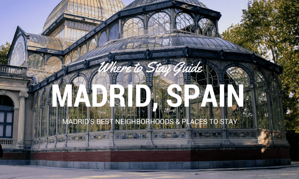 a madrid neighborhood guide