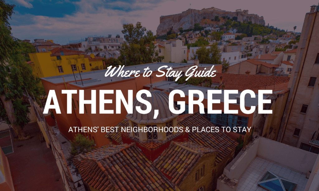 an athens neighborhood guide