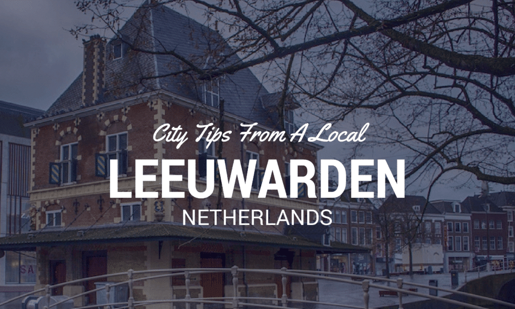 Things to do in Leeuwarden