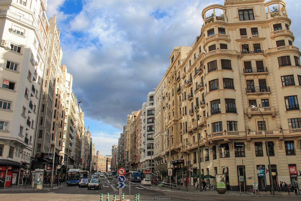 Gran Via Madrid Neighborhood Guide