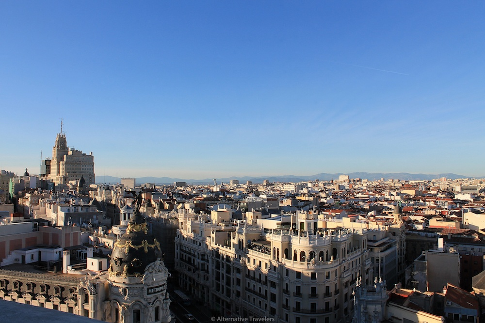 Madrid Spain - where to stay guide