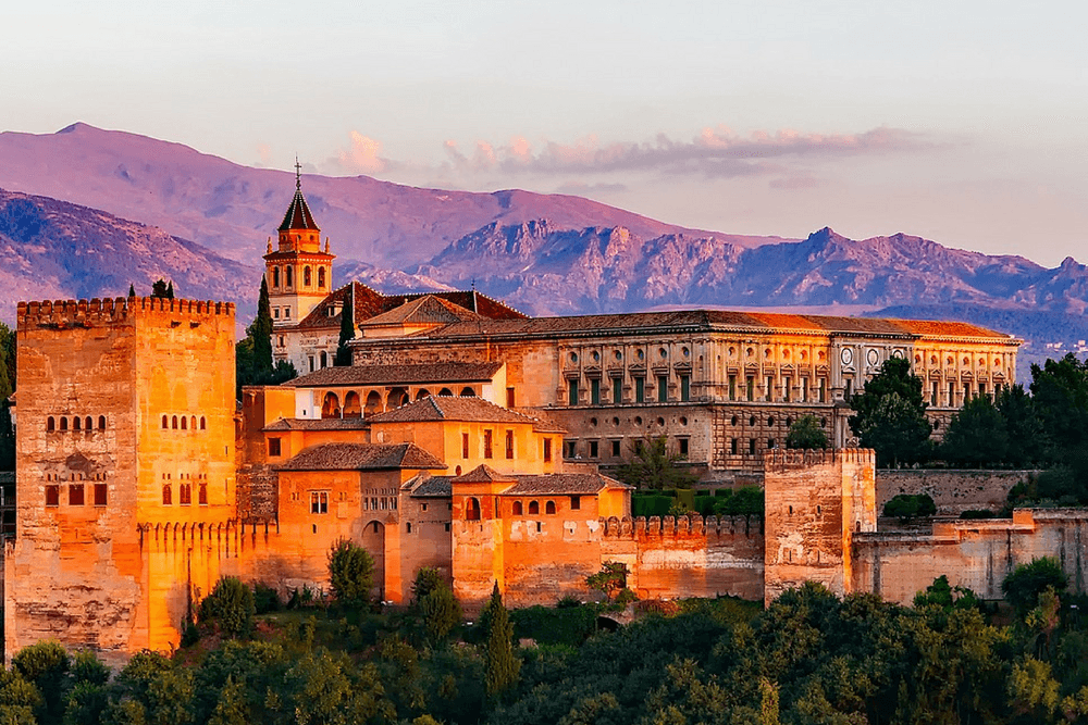 Best places to visit in andalusia alhambra granada