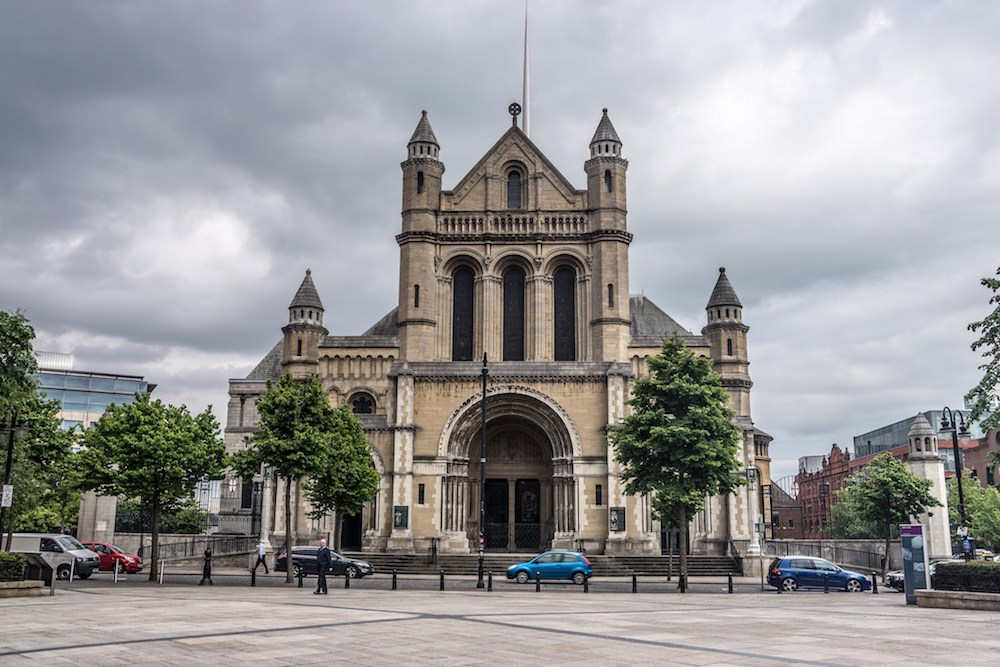 St. Annes Cathedral Where to Stay in Belfast