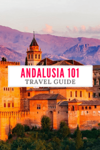 Best places Andalusia