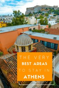 An Athens Neighborhood Guide