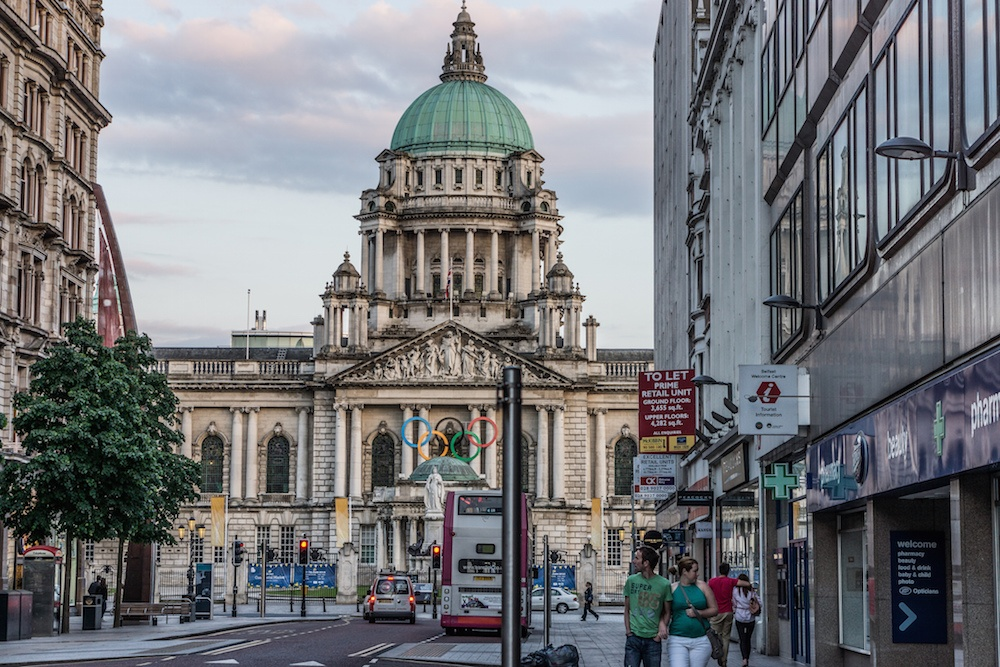 Where to Stay in Belfast Center
