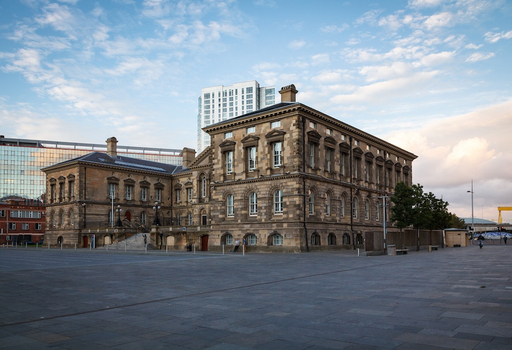 Where to Stay in Belfast Customs House Best Area