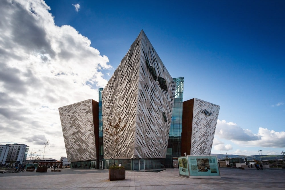 Where to Stay in Belfast Titanic Belfast