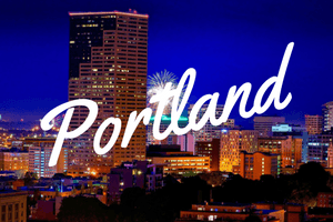 Where to Stay in Portland Thumb