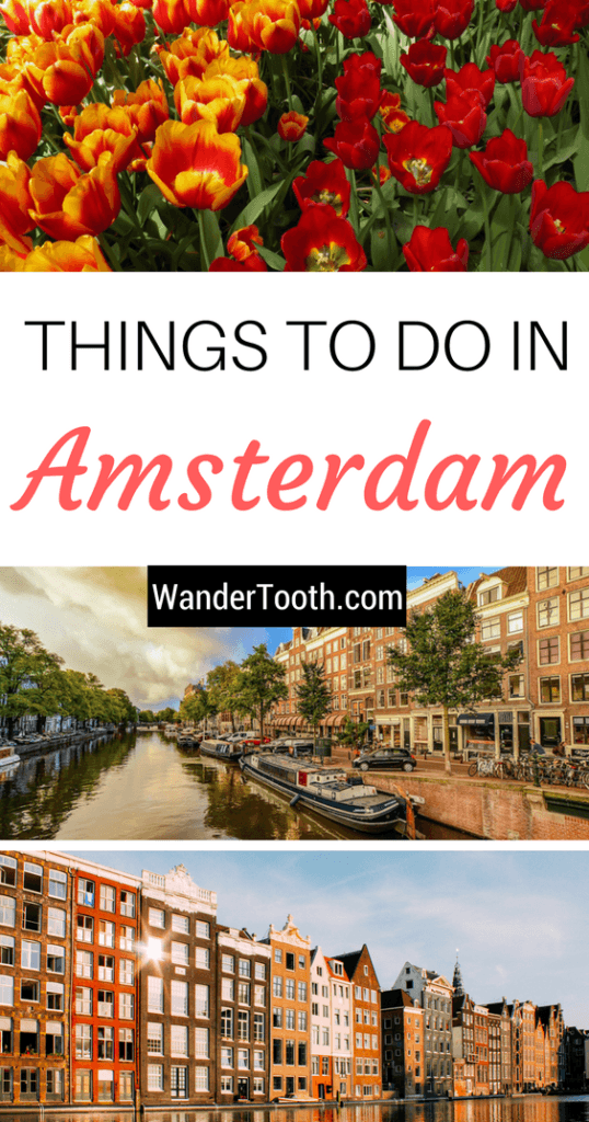 Things to do in Amsterdam Tips