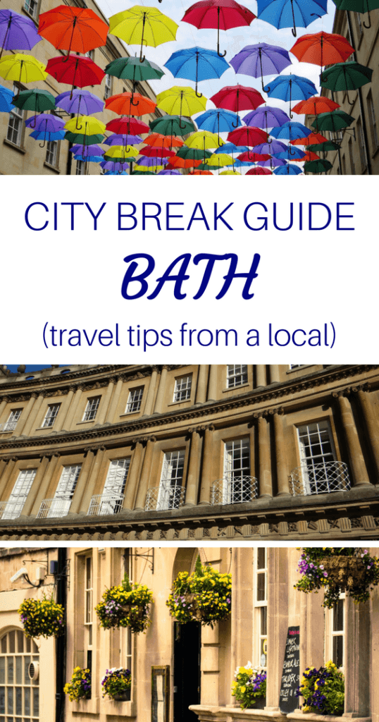 Bath City Breaks Pinterest Pin