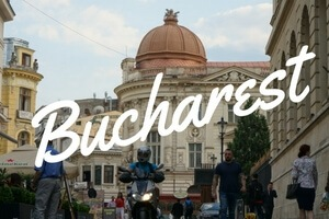 Bucharest City Guide Thumbnail