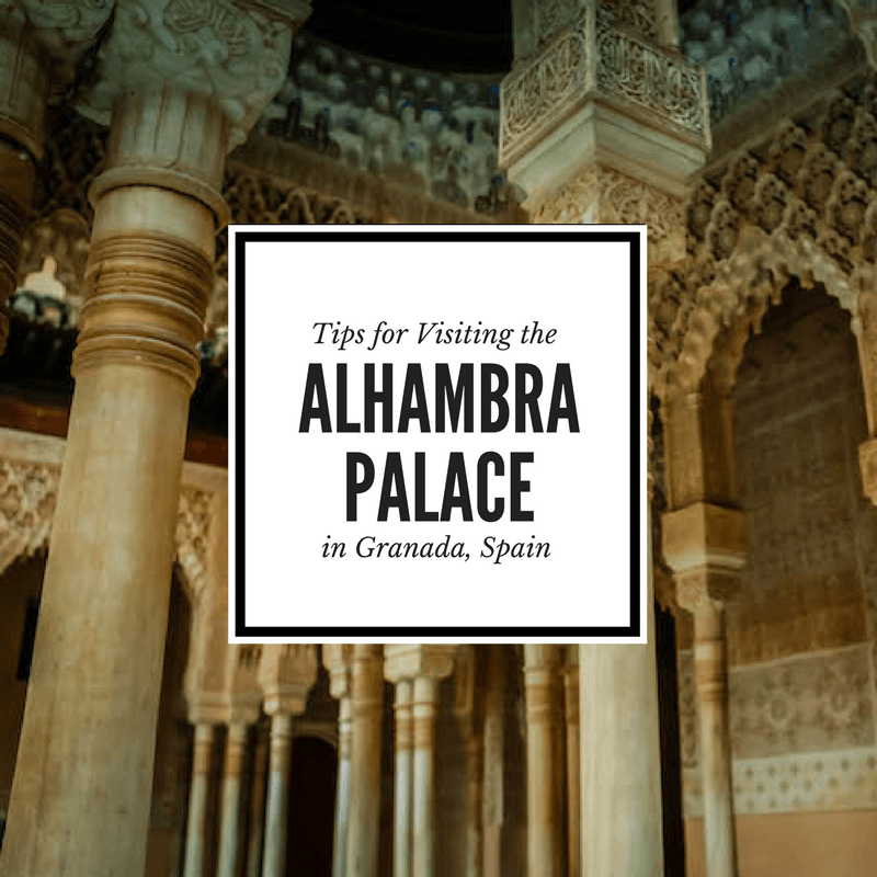 See our tips fro visiting the Alhambra in Granada Spain
