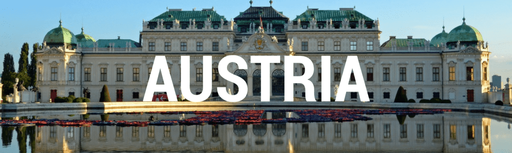 Austria travel guide header