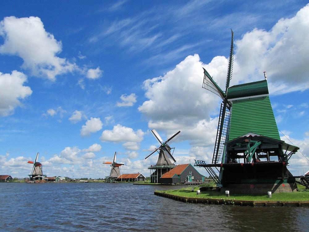 Best Places to Visit in Netherlands Zaanse Schans