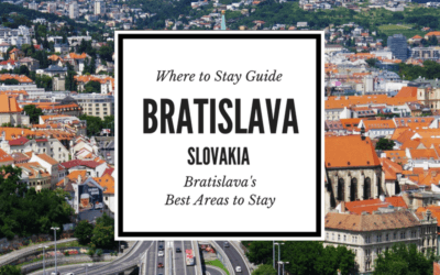 Where to Stay in Bratislava: Bratislava's Best Areas to Stay