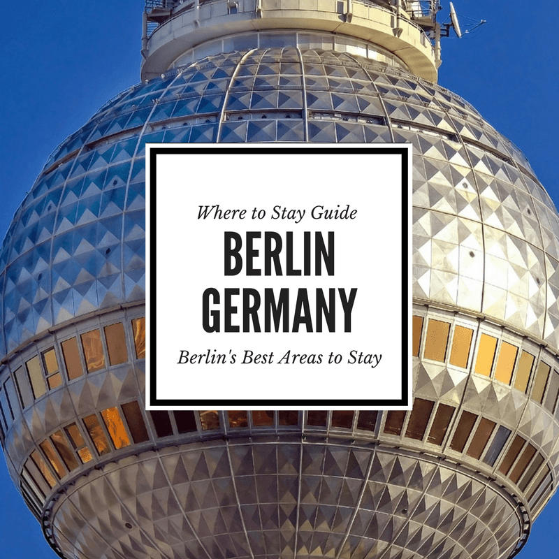 Where to Stay in Berlin Germany