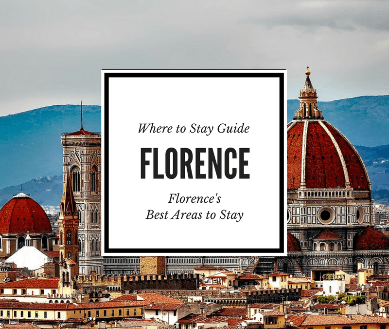 Where to Stay in Florence: Florence's Coolest Neighborhoods