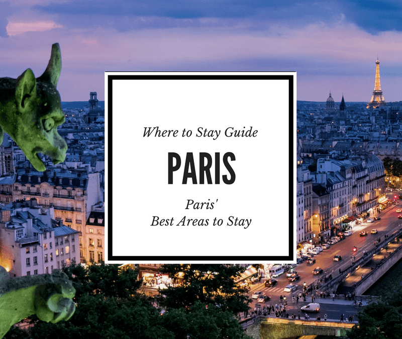 Where to Stay in Paris: Paris' Coolest Neighborhoods