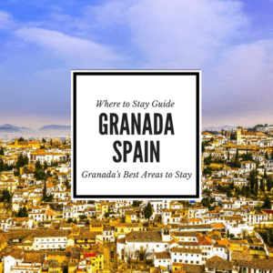 where to stay in granada spain