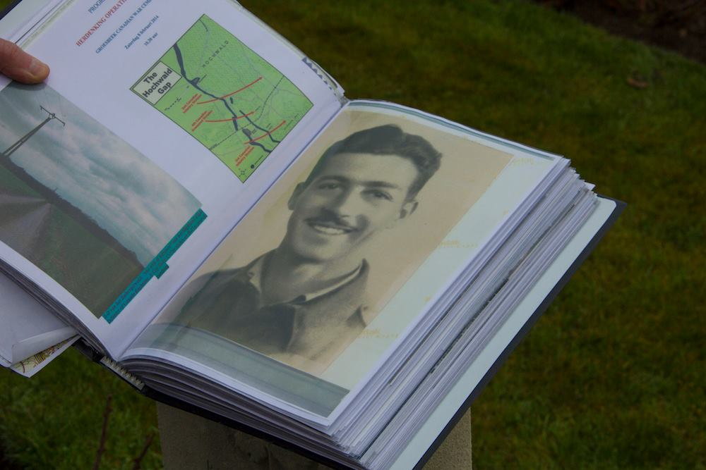 Groesbeek Canadian War Cemetery Other Stories 3