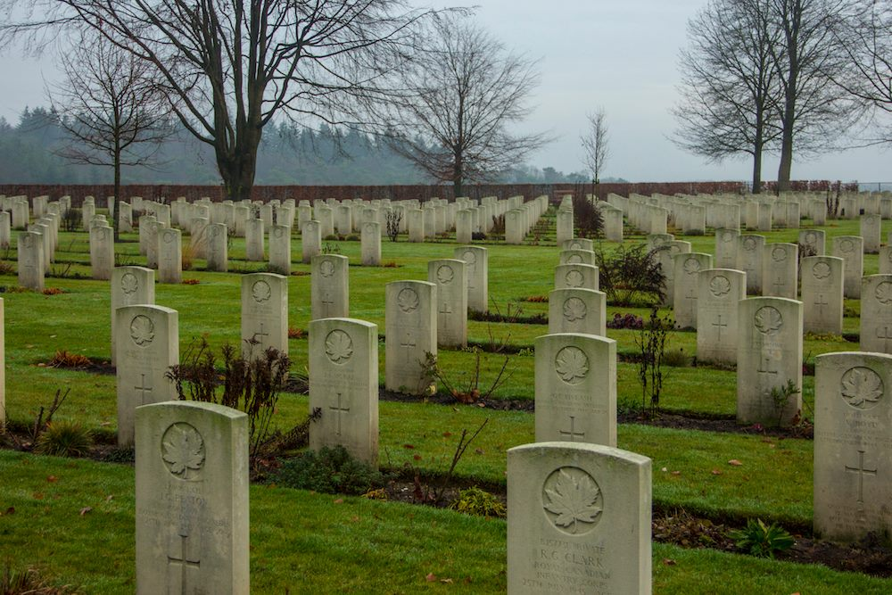 Groesbeek Canadian War Graves
