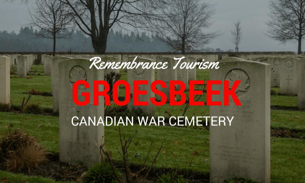 Groesbeek Canadian War Cemetery Header Image