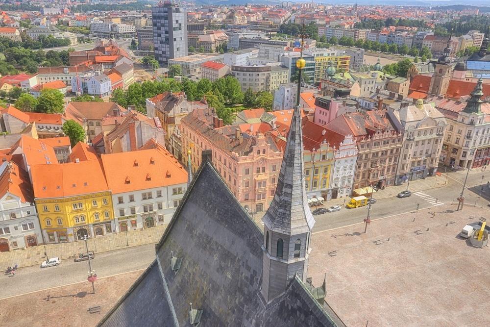 Pilsen is a great day trip from Prague Czech Republic