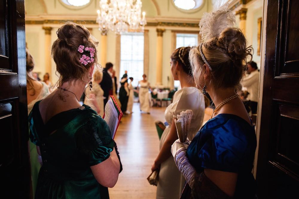 Jane Austen Festival Bath City Guide