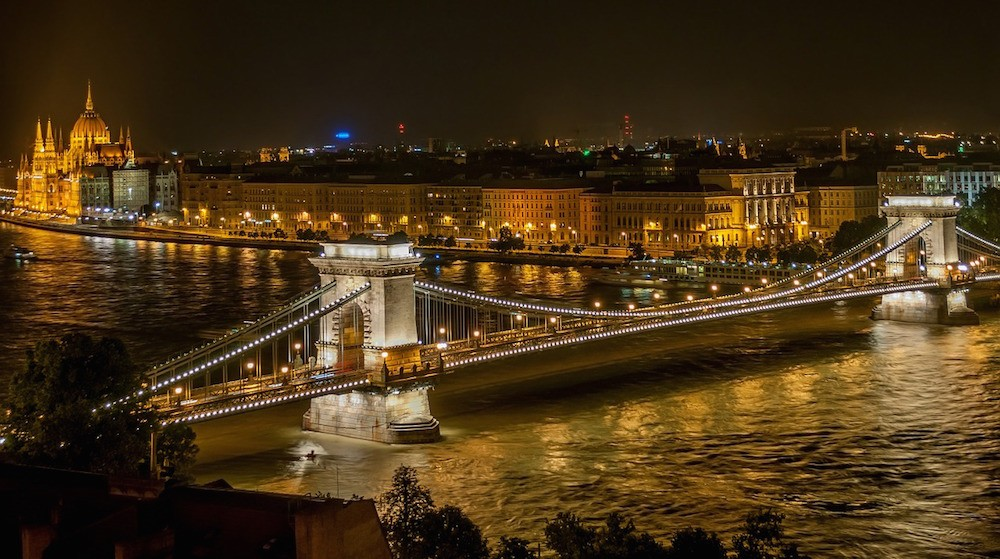Locals Tips Budapest View of City