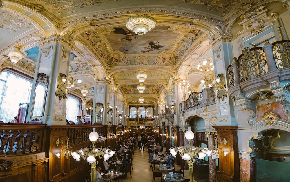 Locals Tips for Budapest New York Cafe