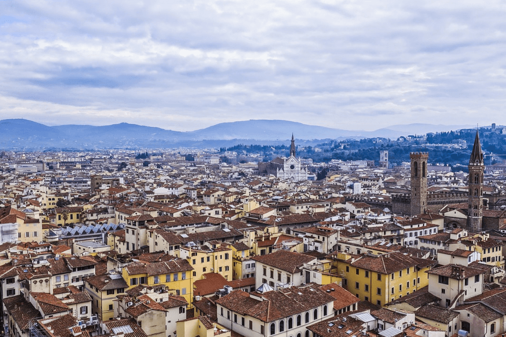 Where to stay in Florence View