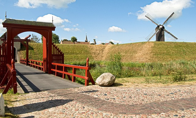 Places to Visit in Netherlands Fort Bortange