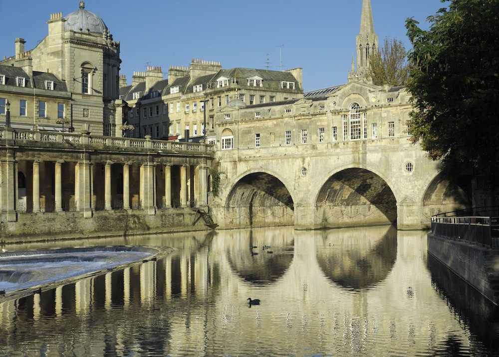 Pulteney Bridge Bath City Guide