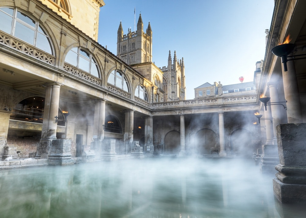 Roman Baths Bath City Breaks Guide