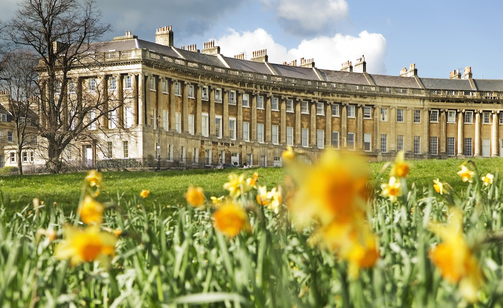 Royal Crescent Bath City Breaks Guide