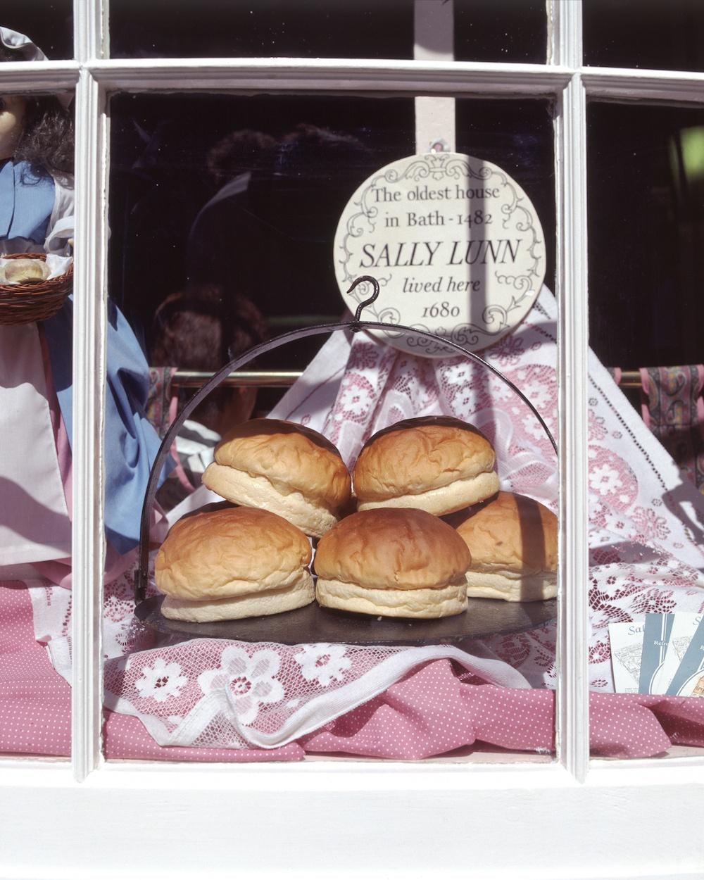 Sally Lunns Bath England City Guide