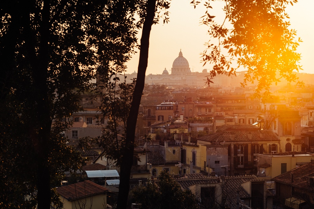 Things to do in Rome from a Local Rome Sunset