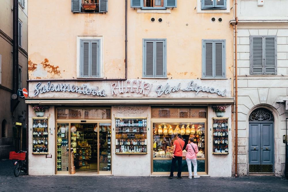 Things to do in Rome from a Local Rome Store