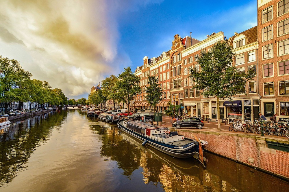 Things to do in Amsterdam Canals