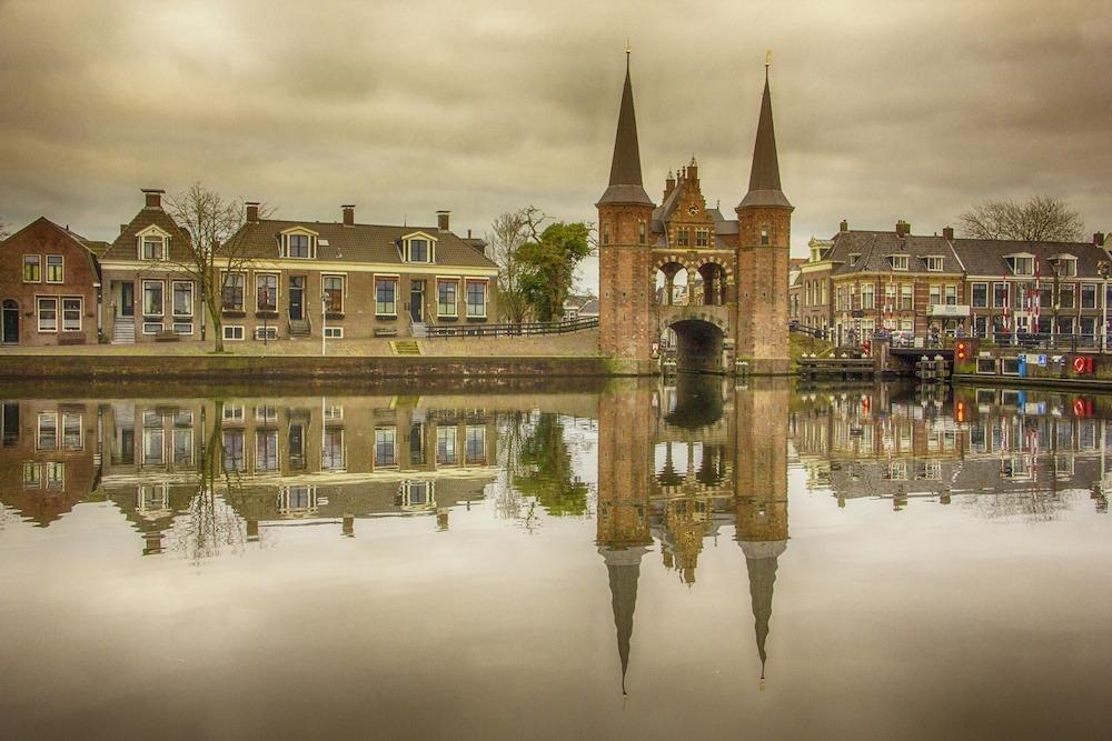Visit Friesland Sneek Waterpoort