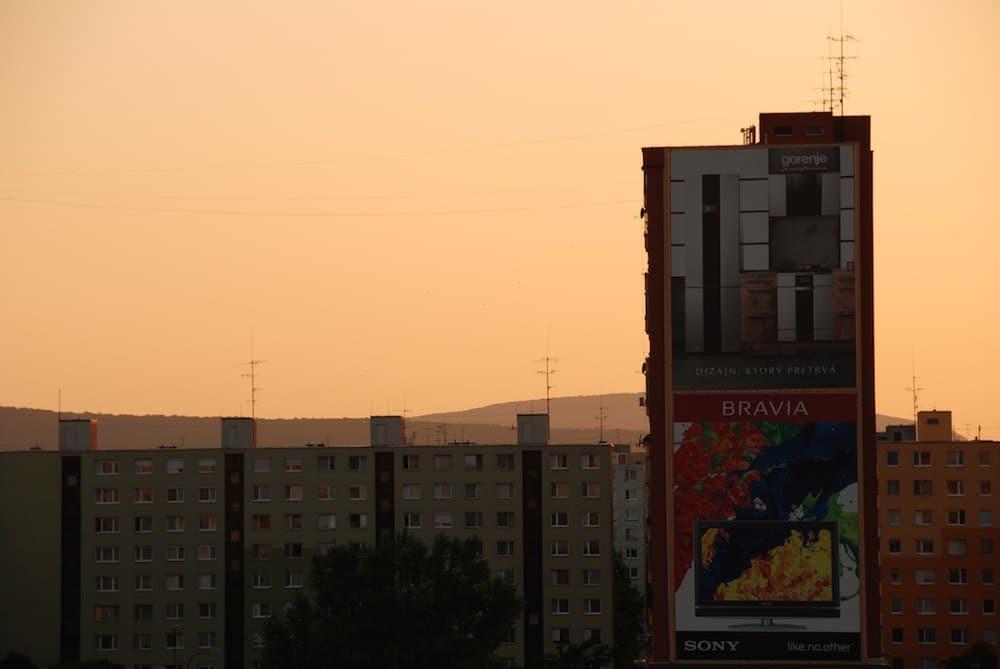 Where to Stay in Bratislava Communist Architecture