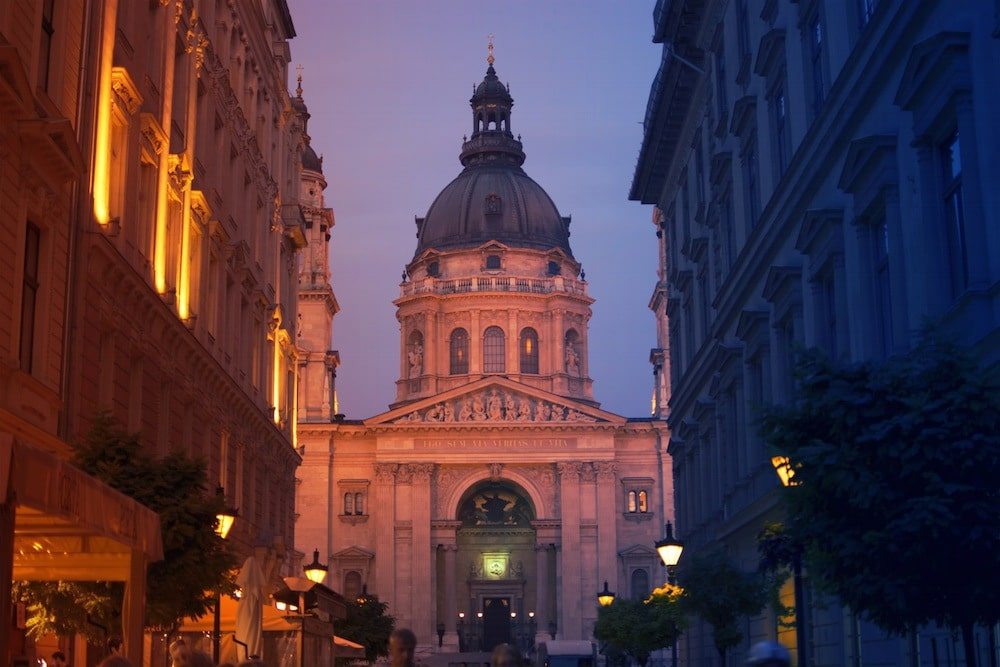 Locals Tips Budapest St Stephens