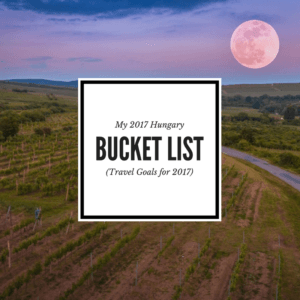 Places to Visit in Hungary 2017