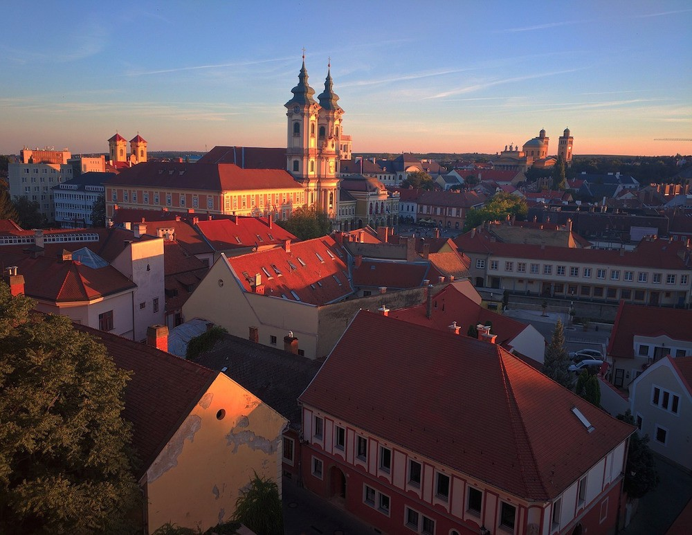 Hungary Bucket List Eger