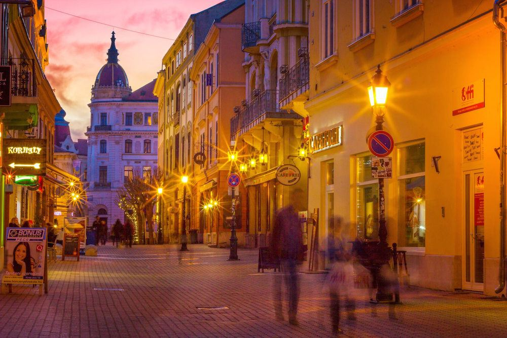 Places to Visit in Hungary Pecs