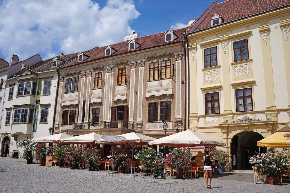 Places to visit in Hugary Sopron