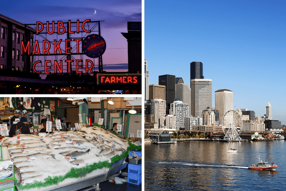 Where to Stay in Seattle Downtown Waterfront