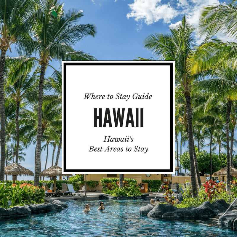 Where to Stay in Hawaii Feature Image Wandertooth
