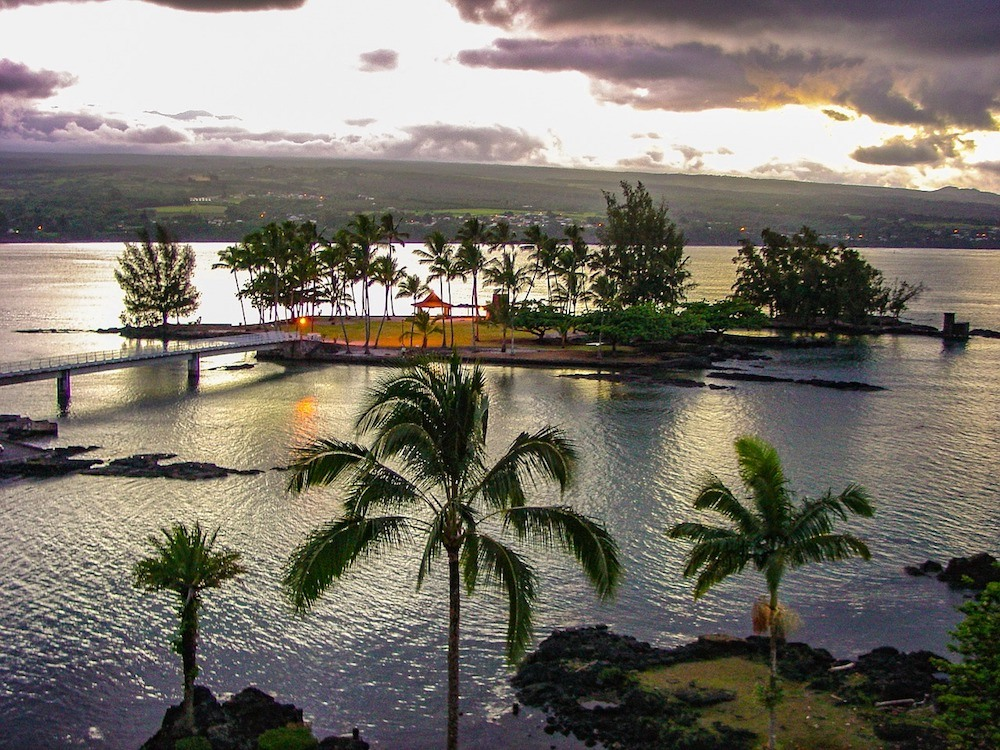 Coconut Island Hilo Hawaii